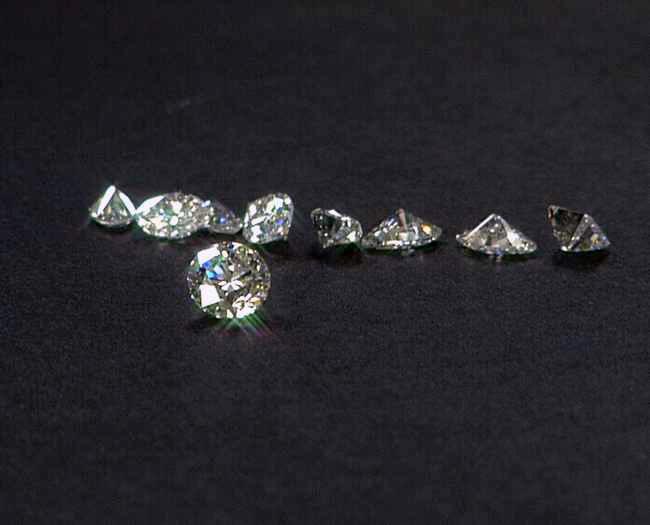 Gioielleria artigianale Valenza - diamanti pinomanna gioielli